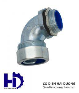 đầu nối ống mềm kín nước vuông góc