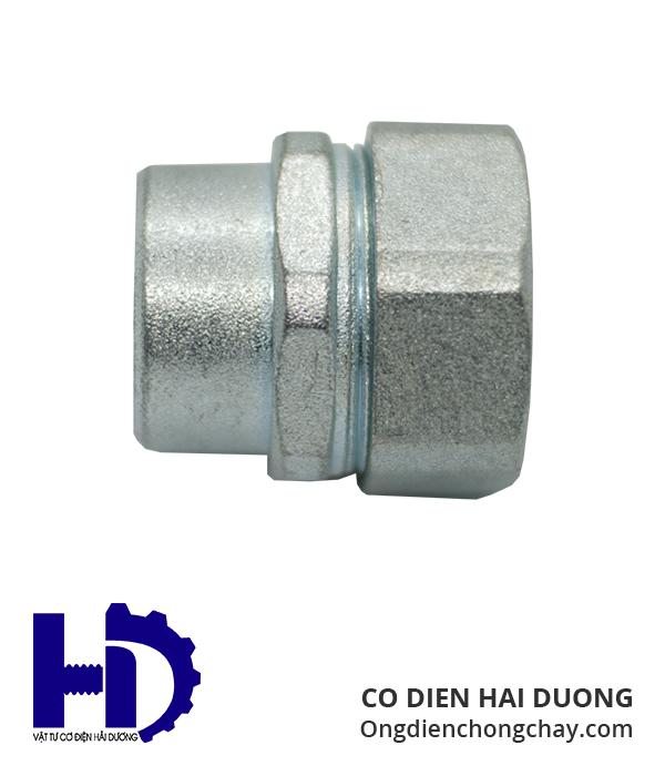 đầu nối ống ruột gà kín nước với ống ren IMC