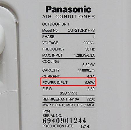 công thức tính công suất điện